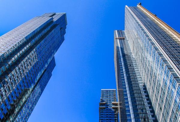 Manhattan Skyscrapers 1 px