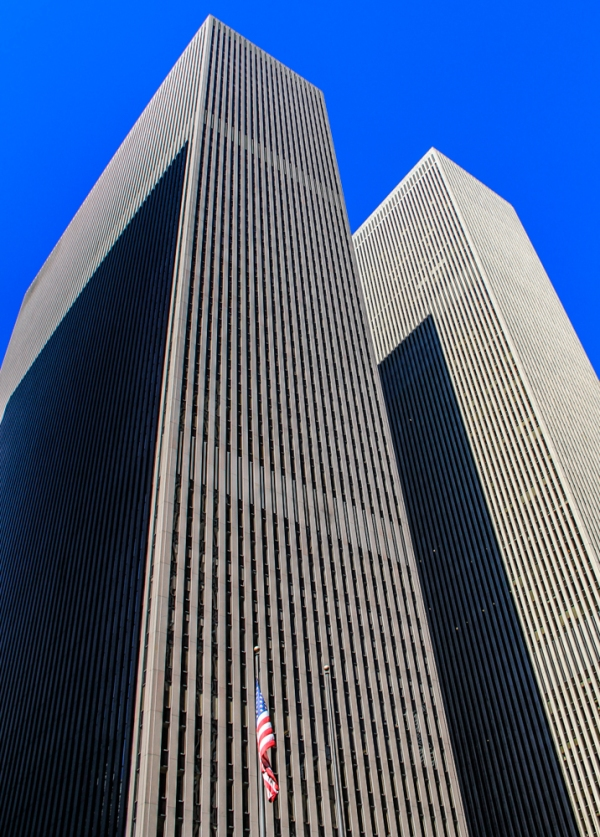 Manhattan Skyscrapers 2 px