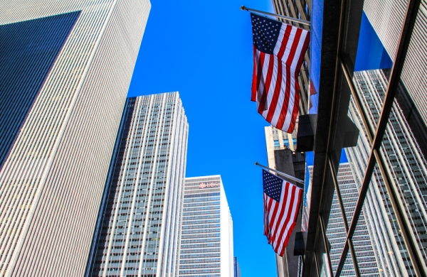 Manhattan Skyscrapers 3 px