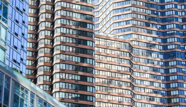Manhattan Skyscrapers 4 px