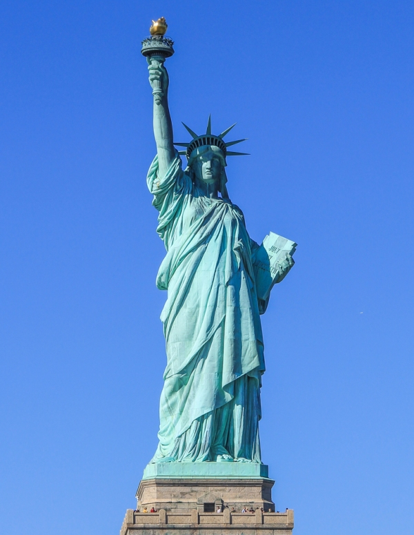 Statue of Liberty 2 px