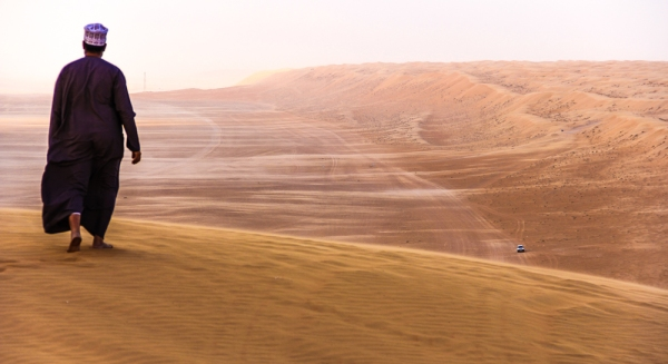 Desert traffic-2