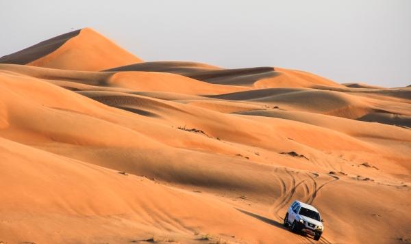 Desert traffic-3