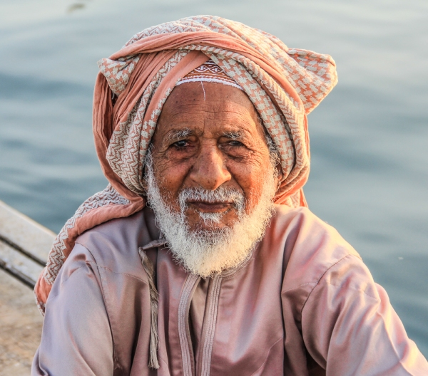 Portrait Fisherman II