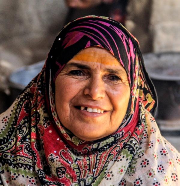Woman - Misfa al-Hamra